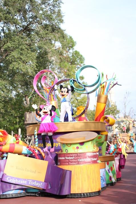 Parade fun