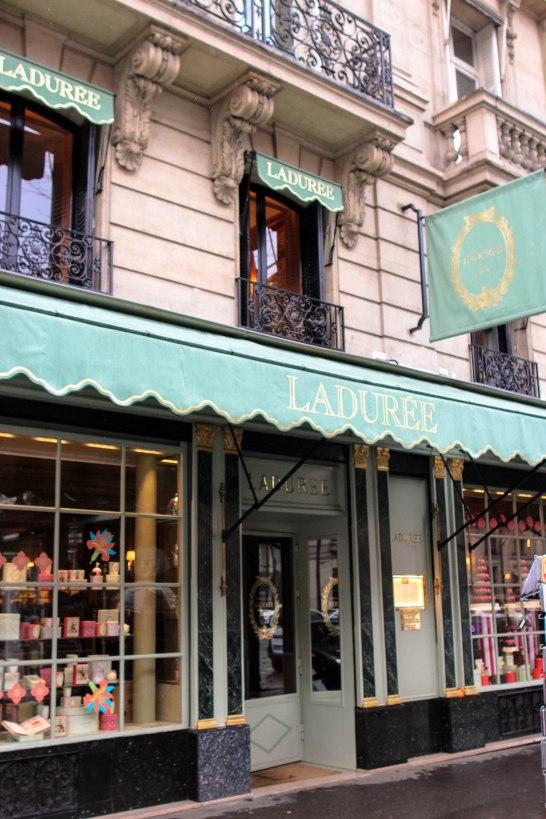 Laduree on Rue Royale
