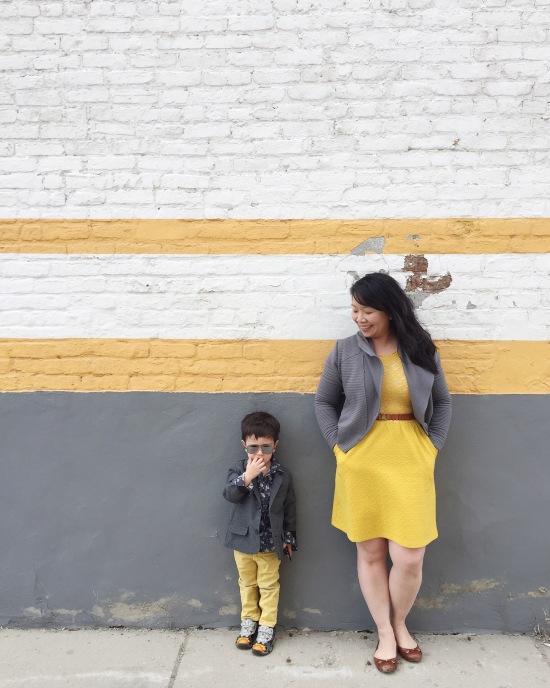 Second City Mom - Twinning 1