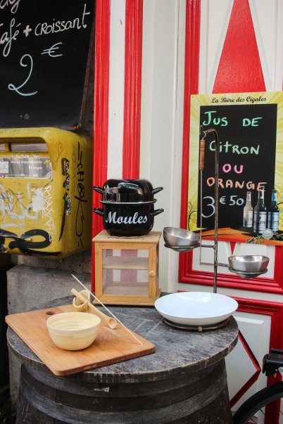 Avignon Moules