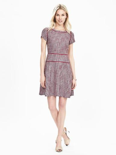 BR Tweed Dress