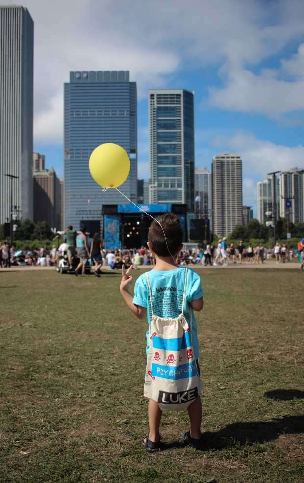 Peace out, Lolla! See ya next year!